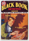 Pulps:Detective, Black Book Detective - July '33 (Better Publications, 1933)Condition: VG....