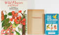 Books:Natural History Books & Prints, [Wildflowers]. Group of Three Related Books, Two in Dust Jacket. Very good.... (Total: 3 Items)