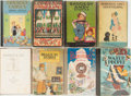 Books:Children's Books, [Children's Illustrated Books]. Raggedy Andy and OtherTitles. Group of Eight Related Books. Minor rubbing and w...