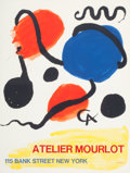 Fine Art - Work on Paper:Print, ALEXANDER CALDER (American, 1898-1976). Atelier Mourlot, 20th century. Color poster. 36-1/2 x 30 inches (92.7 x 76.2 cm)...