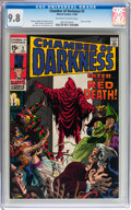 Silver Age (1956-1969):Horror, Chamber of Darkness #2 (Marvel, 1969) CGC NM/MT 9.8 Off-white towhite pages....