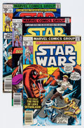 Bronze Age (1970-1979):Science Fiction, Star Wars #11-50 Group (Marvel, 1978-81) Condition: Average VF+.... (Total: 41 Comic Books)
