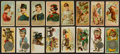 "Non-Sport Cards:Sets, 1888 & 1889 ""N"" 19th Century Tobacco Non-Sports Partial SetGroup (4). ..."