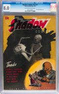 Golden Age (1938-1955):Horror, Shadow Comics V3#11 (Street & Smith, 1944) CGC VF 8.0 Off-whiteto white pages....