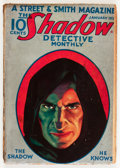 Pulps:Detective, Shadow V1#6 (Street & Smith, 1932) Condition: GD/VG....