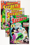 Silver Age (1956-1969):Mystery, House of Secrets Group (DC, 1965-66) Condition: Average VF+....(Total: 7 Comic Books)