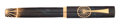 , DUNHILL-NAMIKI: MOTORITIES MAKI-E LIMITED EDITION 25 FOUNTAIN PEN.20th century. Pen comes complete with lacquered display b...