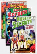 Silver Age (1956-1969):Mystery, House of Secrets Group (DC, 1961-69) Condition: Average FN/VF....(Total: 6 Comic Books)