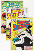 Silver Age (1956-1969):Mystery, House of Secrets #65-69 and 73 Group (DC, 1964-65) Condition:Average VF-....