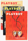 Magazines:Miscellaneous, Playboy V4#2-12 Group (HMH Publishing, 1957) Condition: AverageVG/FN.... (Total: 11 Comic Books)