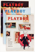 Magazines:Miscellaneous, Playboy Group (HMH Publishing, 1958-59) Condition: Average FN+....(Total: 23 Comic Books)