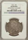 Bust Half Dollars: , 1826 50C -- Improperly Cleaned -- NGC Details. AU. NGC Census:(75/1066). PCGS Population (164/988). Mintage: 4,000,000...