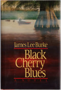 Books:Mystery & Detective Fiction, James Lee Burke. SIGNED. Black Cherry Blues. Little, Brown,1989. First edition, first printing. Signed by the aut...