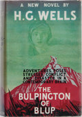 Books:Literature 1900-up, H. G. Wells. The Bulpington of Blup. Hutchinson, 1933. Firstedition, first printing. Mild rubbing and bumping t...