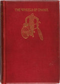 Books:Literature Pre-1900, H. G. Wells. The Wheels of Chance. Dent, 1896. Firstedition, first printing with printer's imprint on page 314....