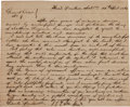 Autographs:Military Figures, Robert E. Lee Period Fair Copy of General Order, No. 9Signed...