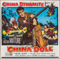 "Movie Posters:War, China Doll & Others Lot (United Artists, 1958). Six Sheets (8)(approx. 80"" X 80""). War.. ... (Total: 8 Items)"