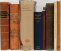 Books:Medicine, [Medicine]. William Osler and Others. Group of Eight Books. Good or better condition....