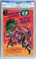 Bronze Age (1970-1979):Science Fiction, Star Trek #24 (Gold Key, 1974) CGC NM+ 9.6 White pages....