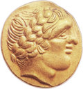 Ancients:Celtic, Ancients: Gironde Region. Late 3rd-early 2nd century BC. AV Stater(21 mm, 8.57 gm, 12h)....