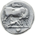 Ancients:Greek, Ancients: ILLYRIAN KINGDOM. Monounios (ca. 300-275 BC). AR stater(21mm, 10.47 gm, 12h)....