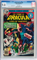 Bronze Age (1970-1979):Horror, Tomb of Dracula #46 (Marvel, 1976) CGC NM/MT 9.8 White pages....