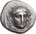 Ancients:Greek, Ancients: Pherae. Alexander the Tyrant (369-358 BC). AR Stater(23mm, 11.52 gm, 8h). ...