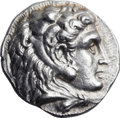 Ancients:Greek, Ancients: Philip III Arrhidaeus (323-317 BC). AR tetradrachm (28mm,17.14 gm, 3h). ...