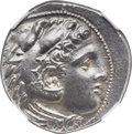 Ancients:Greek, Ancients: Alexander III the Great (336-323 BC).  ARtetradrachm (27mm, 17.23 gm, 10h). ...