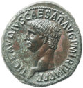 Ancients:Roman Imperial, Ancients: Claudius I (AD 41-54). AE as (31mm, 13.08 gm,6h). ...