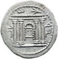 Ancients:Judaea, Ancients: Bar Kokhba Revolt (132 - 135 AD). AR sela (26mm, 13.88 gm, 12h). ...