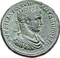 Ancients:Roman Provincial , Ancients: THRACE. Perinthus. Caracalla (AD 198-211). AE medallion(42mm, 36.48 gm, 12h)....