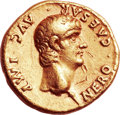 Ancients:Roman Imperial, Ancients: Nero (AD 54-68). AV aureus (19.5mm, 7.60 gm, 6h). ...