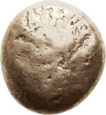 Ancients:Greek, Ancients: IONIA. Uncertain City. Ca. 680-650 BC. EL trite (12mm,4.59 gm). ...