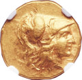 Ancients:Greek, Ancients: Alexander III the Great (336-323 BC). AV stater (19mm,8.58 gm, 12h). ...