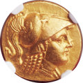 Ancients:Greek, Ancients: Alexander III the Great (336-323 BC). AV stater (19mm,8.64 gm, 6h). ...