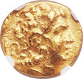 Ancients:Greek, Ancients: Time of Mithradates VI (120-63 BC). AV stater (18mm, 8.16gm, 12h). ...