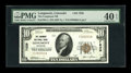National Bank Notes:Colorado, Longmont, CO - $10 1929 Ty. 1 The Longmont NB Ch. # 7839. ...