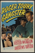 "Movie Posters:Crime, Roger Touhy, Gangster (20th Century Fox, 1944). One Sheet (27"" X 41""). Crime. ..."