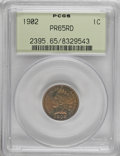 Proof Indian Cents, 1902 1C PR65 Red PCGS....
