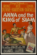 """Movie Posters:Drama, Anna and the King of Siam (20th Century Fox, 1946). One Sheet (27"""" X 41""""). Drama. ..."""
