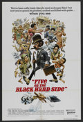 """Movie Posters:Black Films, Five on the Black Hand Side (United Artists, 1973). One Sheet (27""""X 41""""). Black Films. ..."""