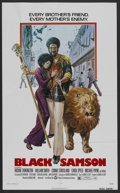 "Movie Posters:Blaxploitation, Black Samson (Warner Brothers, 1974). One Sheet (27"" X 41""). Blaxploitation. ..."