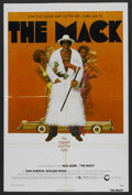 "Movie Posters:Blaxploitation, The Mack (Cinerama Releasing, 1973). One Sheet (27"" X 41""). Blaxploitation. ..."