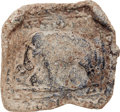 Ancients:Greek, Ancients: SYRIA. Antioch. Ca. 2nd-1st Century BC. PB square 1-minaweight (93mm X 87mm, 492 gm). ...