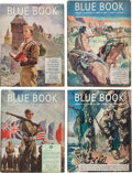 Pulps:Hero, Blue Book Group (McCall, 1944-46) Condition: Average VG/FN.... (Total: 11 Items)