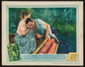 "Movie Posters:Adventure, The African Queen (United Artists, 1952). Lobby Card (11"" X 14"").Adventure.. ..."