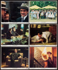"Movie Posters:Crime, The Godfather Part II (Paramount, 1974). Mini Lobby Card Set of 12(8"" X 10""). Crime.. ..."