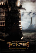 """Movie Posters:Fantasy, The Lord of the Rings: The Two Towers (New Line, 2002). One Sheets(3) (27"""" X 40"""") DS Advance Styles A, D, and Saruman Back ...(Total: 3 Items)"""