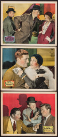"Movie Posters:Action, The Mighty (Paramount, 1929). Lobby Cards (3) (11"" X 14""). Action..... (Total: 3 Items)"